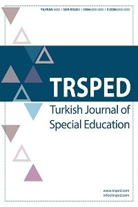 Turkish Journal of Special Education