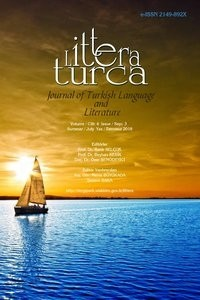 Littera Turca Journal of Turkish Language and Literature