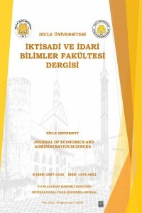 Dicle University Journal of Economics and Administrative Sciences