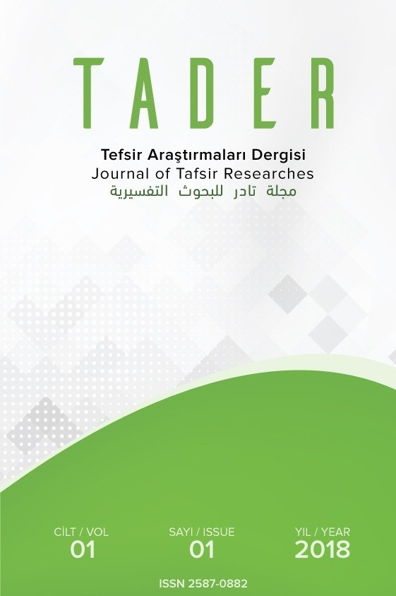 The Journal of Tafsir Studies