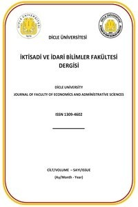 University of Dicle Journal of Faculty of Economics and Administrative Sciences