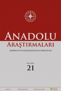 ANATOLİAN RESEARCHES